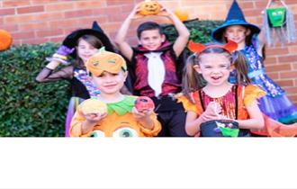 Halloween Craft Activities at Denby Pottery Village