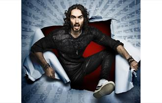 Russell Brand Re:Birth at Derby Arena