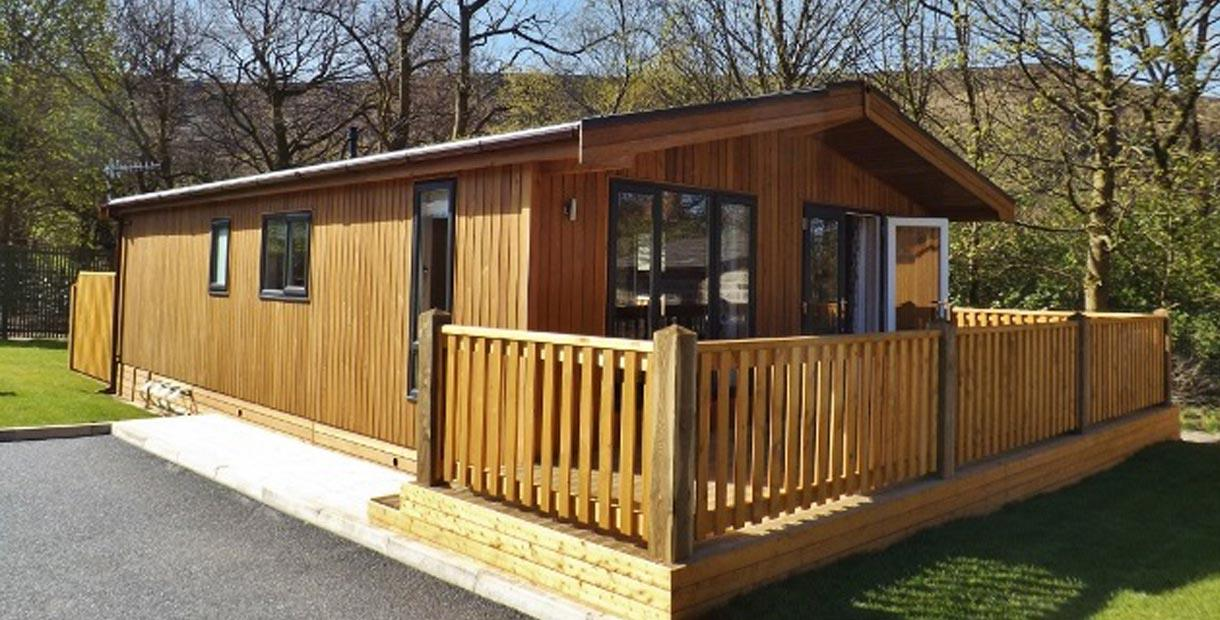 Dovestone Holiday Park