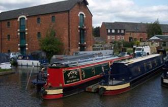 Trent and Mersey Canal at Shardlow
