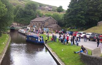 Standedge Tunnel Easter Fair