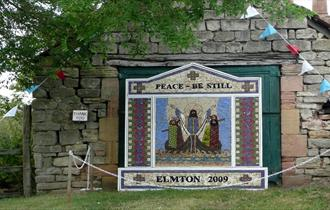 Elmton Well Dressing