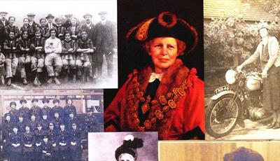 Some of Chesterfield's extraordinary women