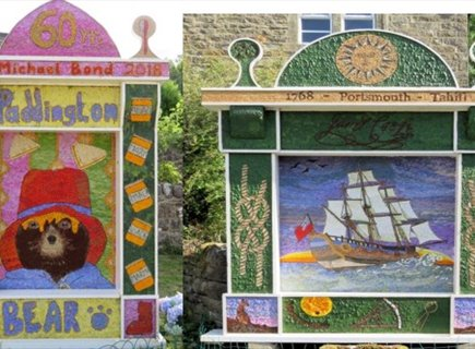 Eyam Well Dressing