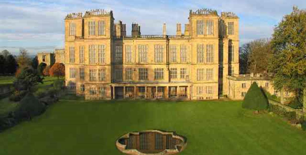 Hardwick Hall near Chesterfield
