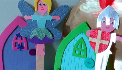 Make your own Fairy or Elf door