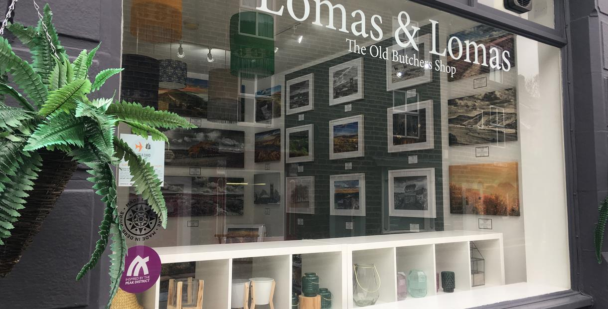 Lomas&Lomas, Gallery, Hayfield, Interiors Store, Handmade Gifts, handmade candles, high peak, peak district, kinder scout, made in peak district, made