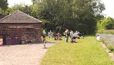 Summer Holiday Activities - Heritage Trail Treasure Hunt