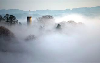 Tower in the Mist
