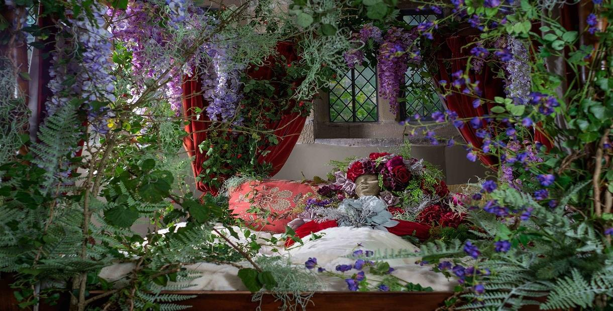 Sleeping Beauty and Other Tales at Haddon Hall