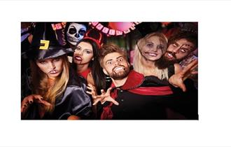 Halloween Fancy Dress Dinner & Ball