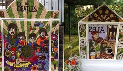 Hayfield Well Dressing