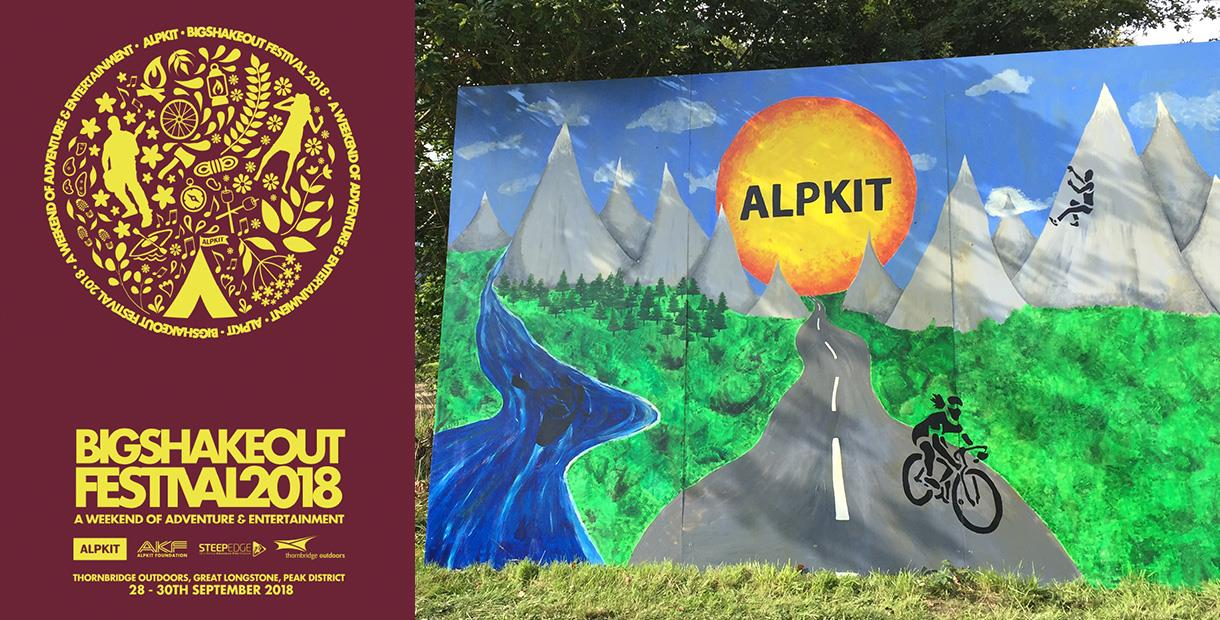 The Alpkit Big Shakeout Festival 2018