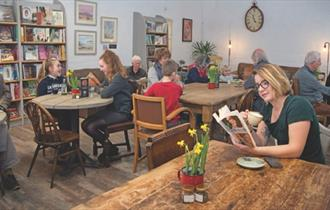 High Peak Bookstore and Cafe