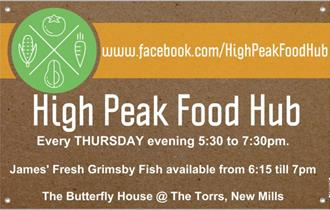 High Peak Food Hub