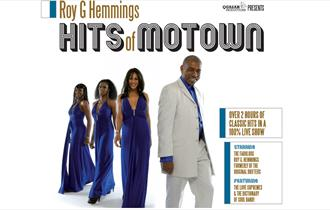 Hits of Motown with Roy G Hemmings