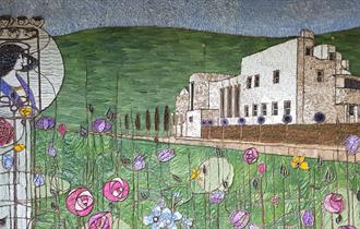 Holymoorside Well Dressing