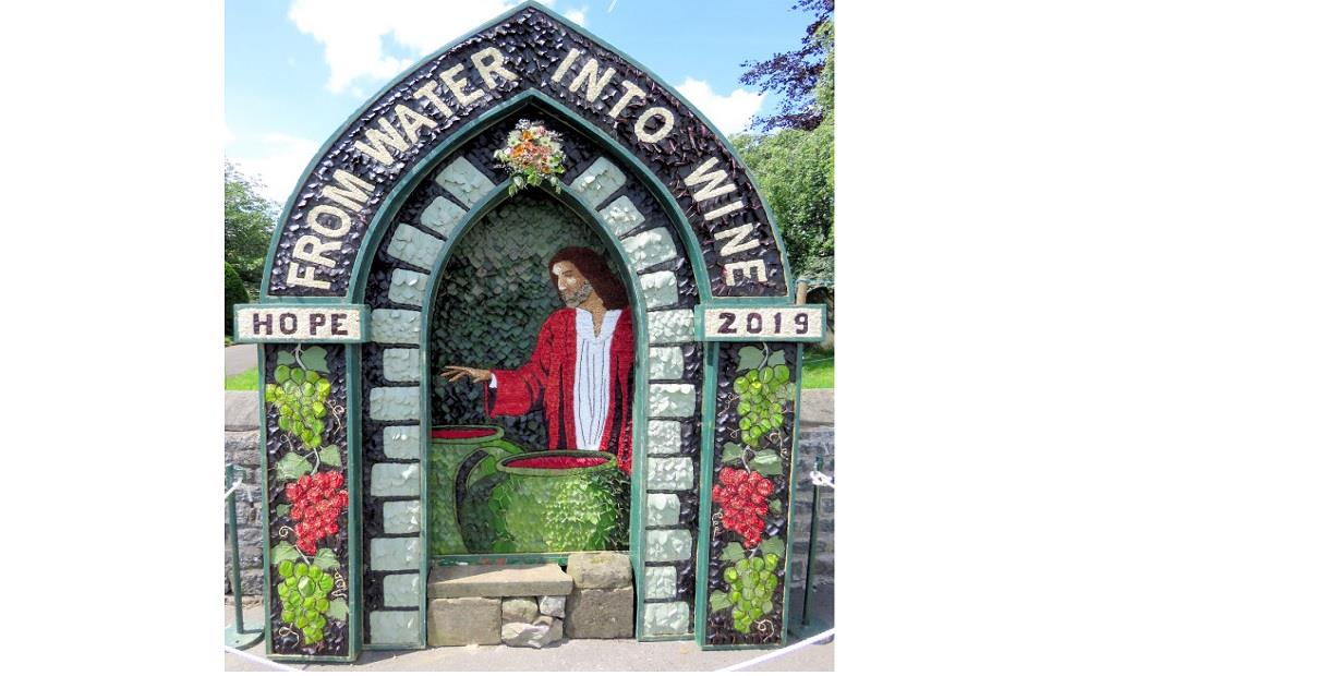 Hope Well Dressing-CANCELLED