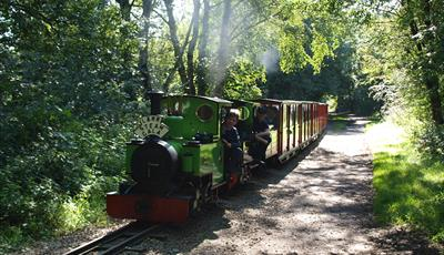 Leek and Rudyard Railway