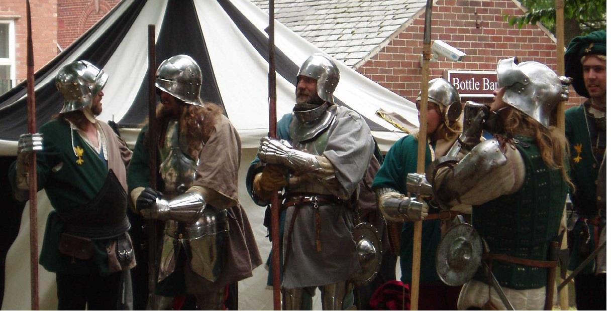 Chesterfield Medieval Fun Day