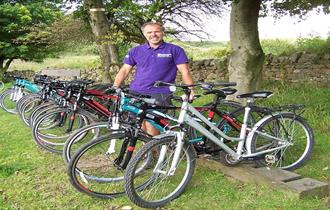 Middleton Top Cycle Hire – High Peak Trail