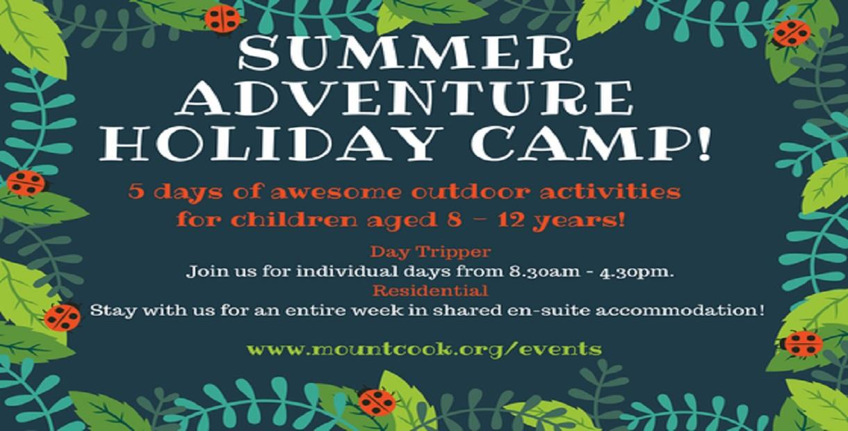 Summer Adventure Holiday Camp
