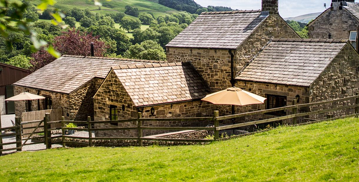Oaker Farm Cottages & Haddy's Hut