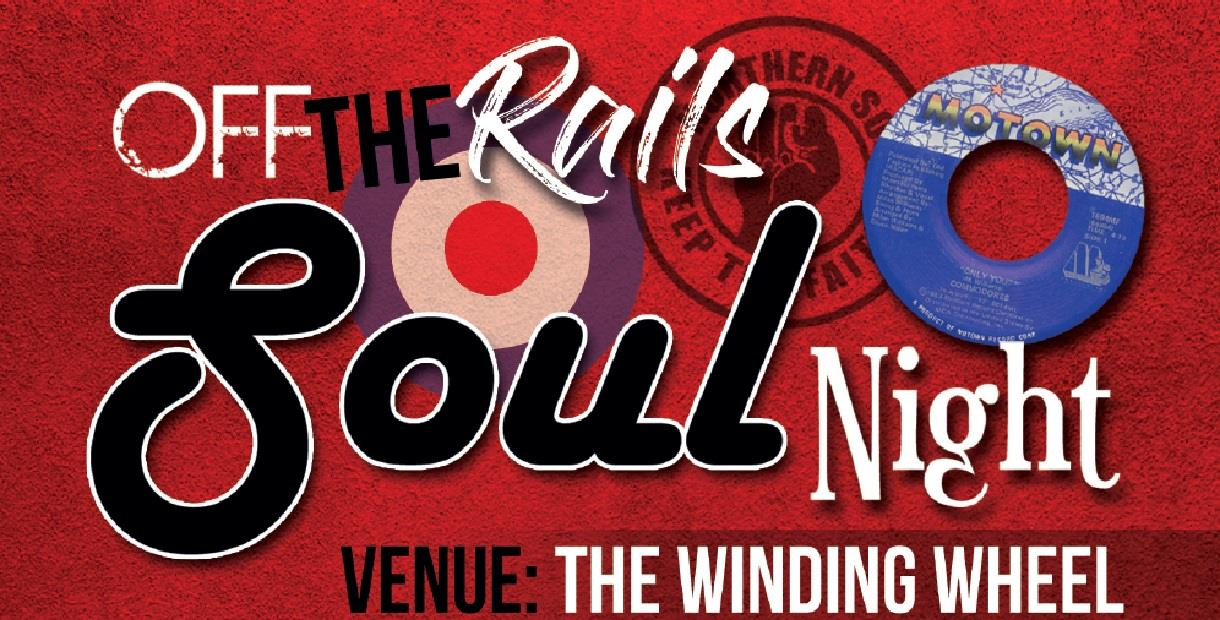 Off the Rails Soul Night