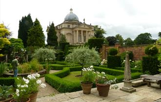 Plant Hunters' Fairs at Henbury Hall Gardens