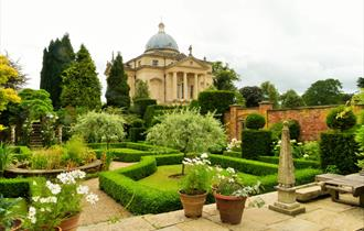 Plant Hunters' Fair at Henbury Hall Gardens