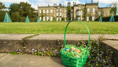 Easter at Renishaw Hall