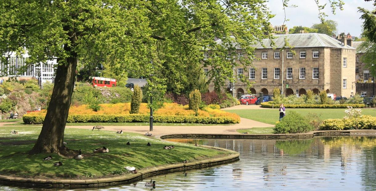 The Pavilion Gardens Wedding Ceremony Venue