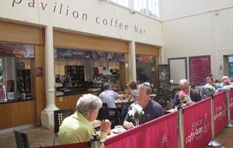 The Pavilion Coffee Bar