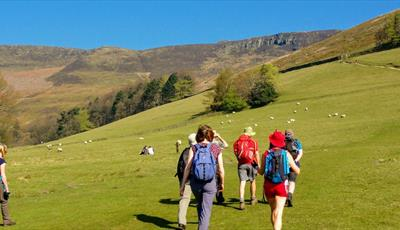 Guided walk Stanage Edge & Burbage Edge from Hathersage