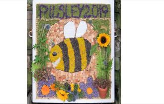 Pilsley Well Dressing-CANCELLED