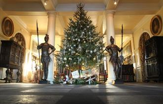 Christmas at Renishaw Hall