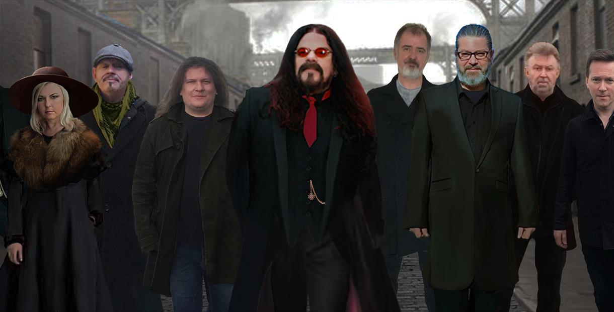 Roy Wood Rock & Roll Band at Christmas