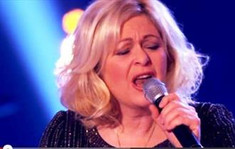 Sally Barker on The Voice