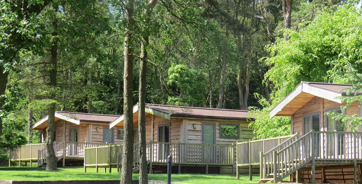 Hot Tub Luxury Lodges Peak District