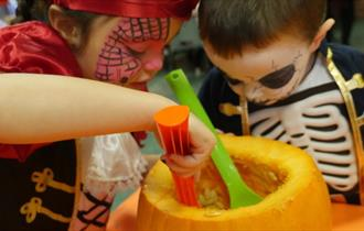 Half Term Halloween Fun at The Tropical Butterfly House