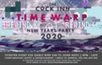 New Year's Eve at The Cock Inn