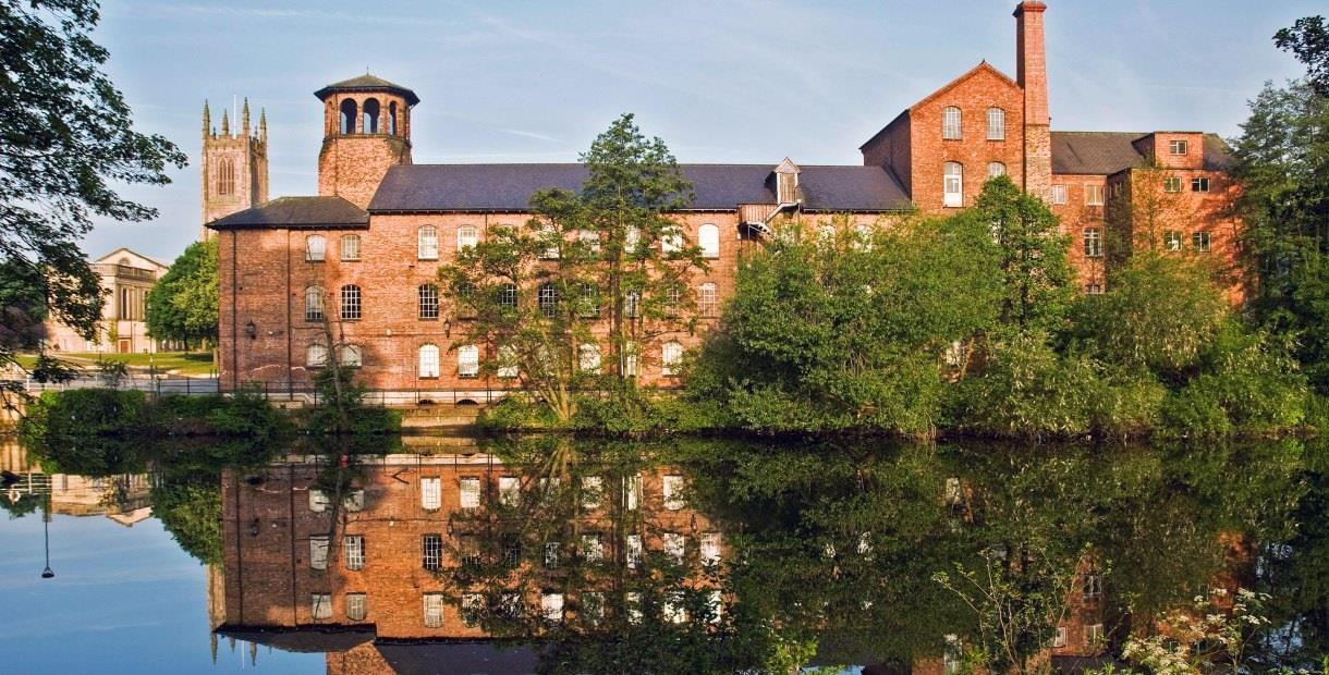 Derby Silk Mill CLOSED UNTIL FURTHER NOTICE