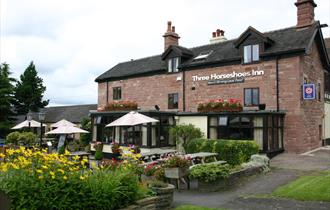 The Carvery at Three Horseshoes Inn Spa