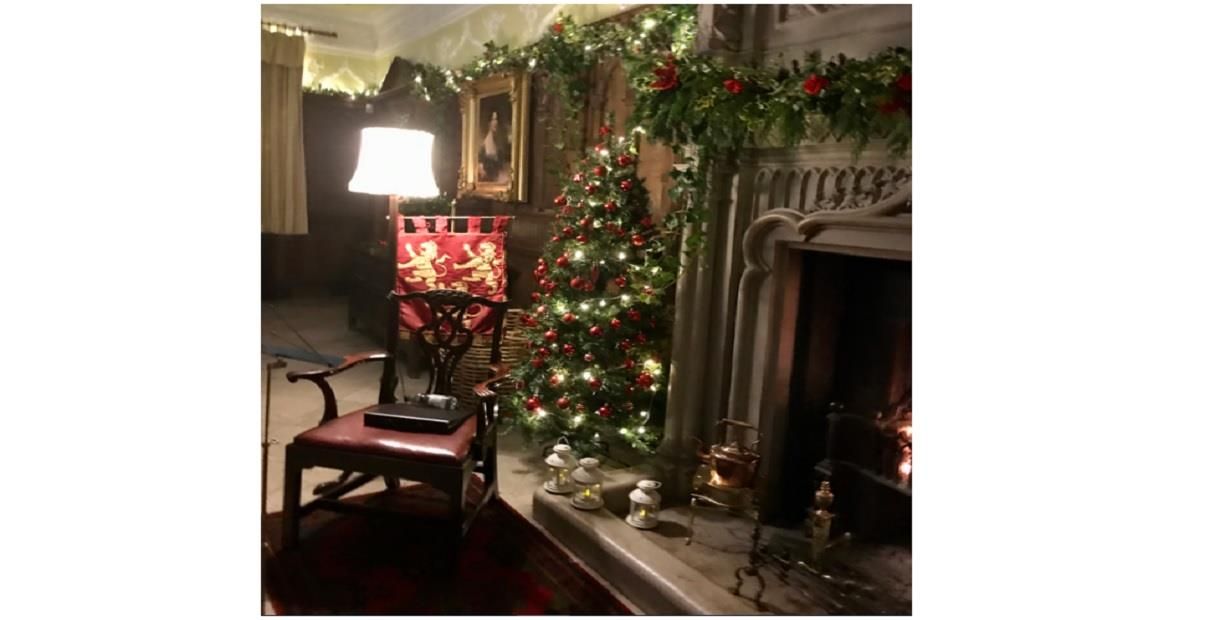 Christmas Ghost Stories at Tissington Hall