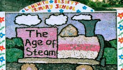 Upper Langwith Well Dressing