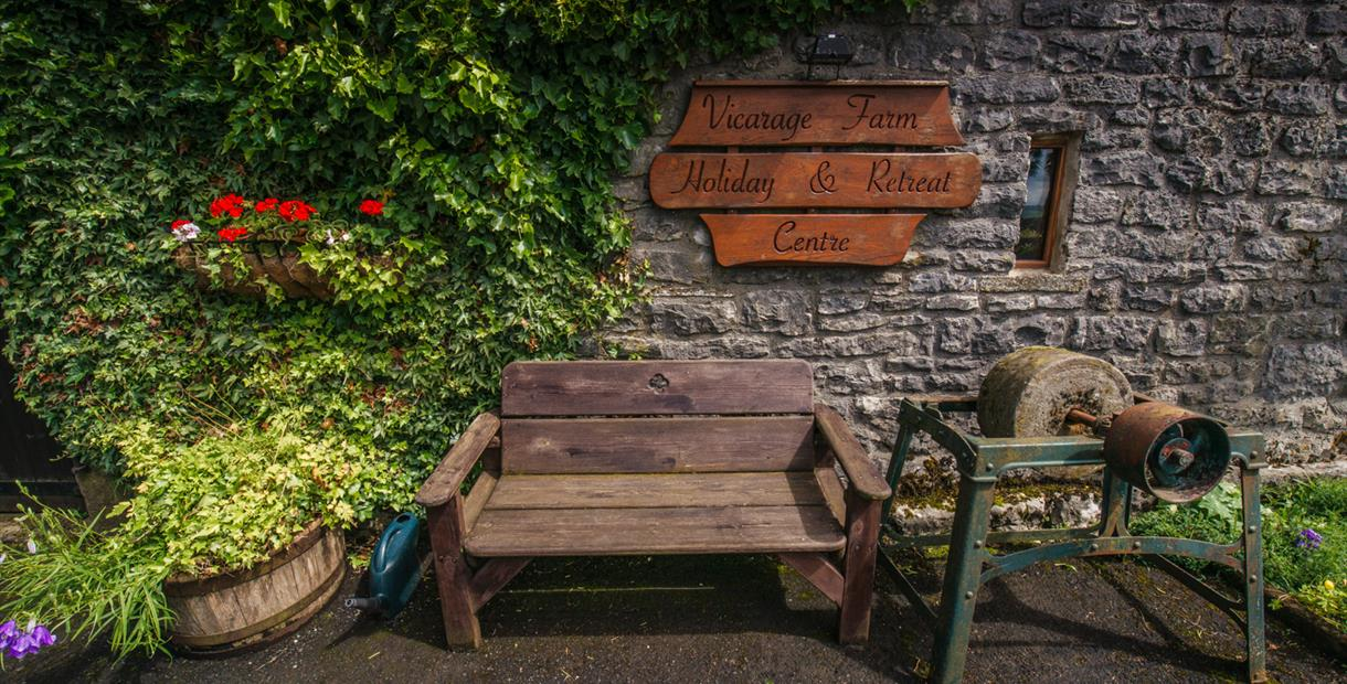 Vicarage Farm Bed And Breakfast Buxton