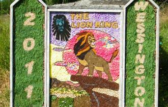 Wessington Well Dressing