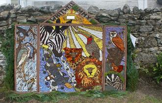 Whitwell Well Dressing