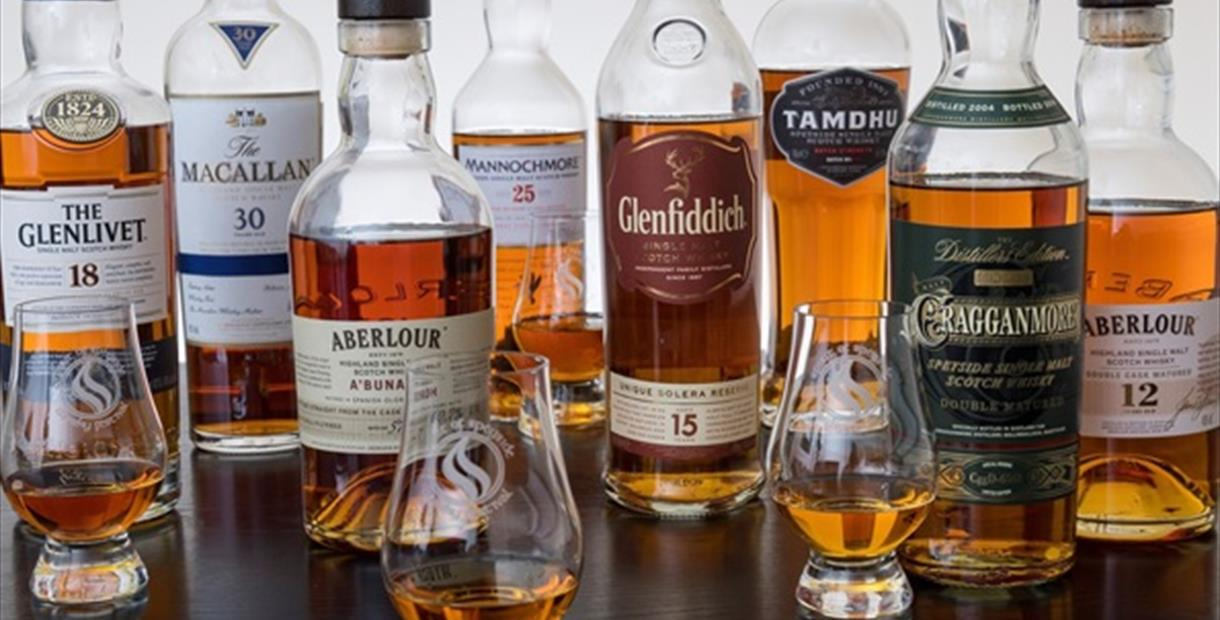 Whiskey Tasting - Over 18s only