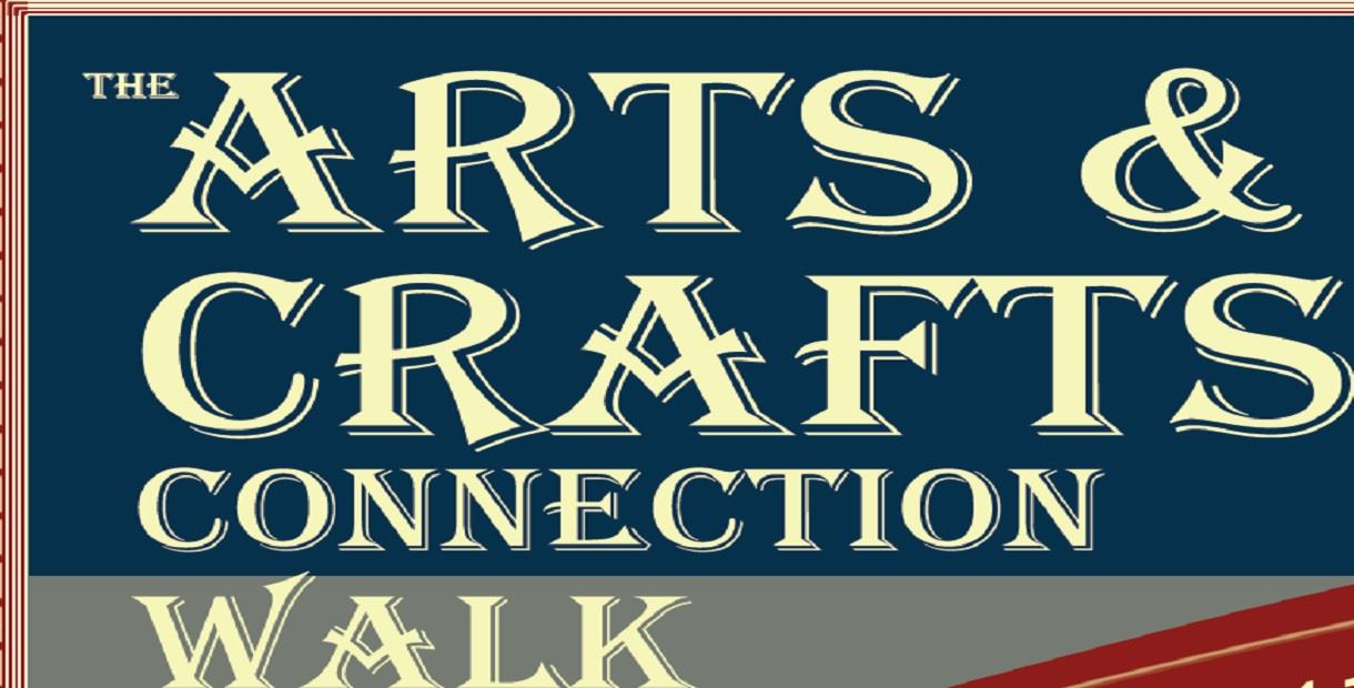 The Art & Crafts Connection Walk